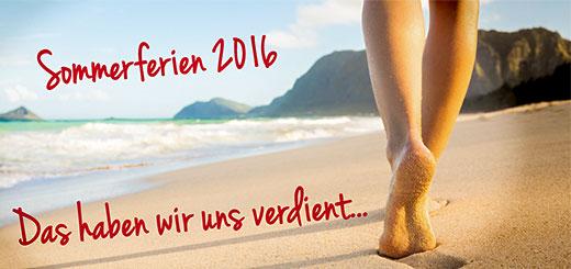 KEAH am Strand - Sommerferien 2016